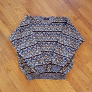 Jantzen Sport Size XL Sweater Holiday Sweater 90s